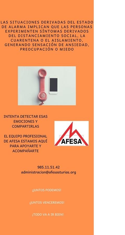 afesasturias.org -  INFORMACIÓN .AFESA SALUD MENTAL ASTURIAS - AFESA - Asociación de familiares y personas con enfermedad mental de Asturias